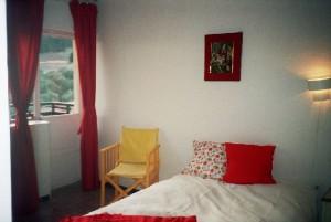 rødtværelse
